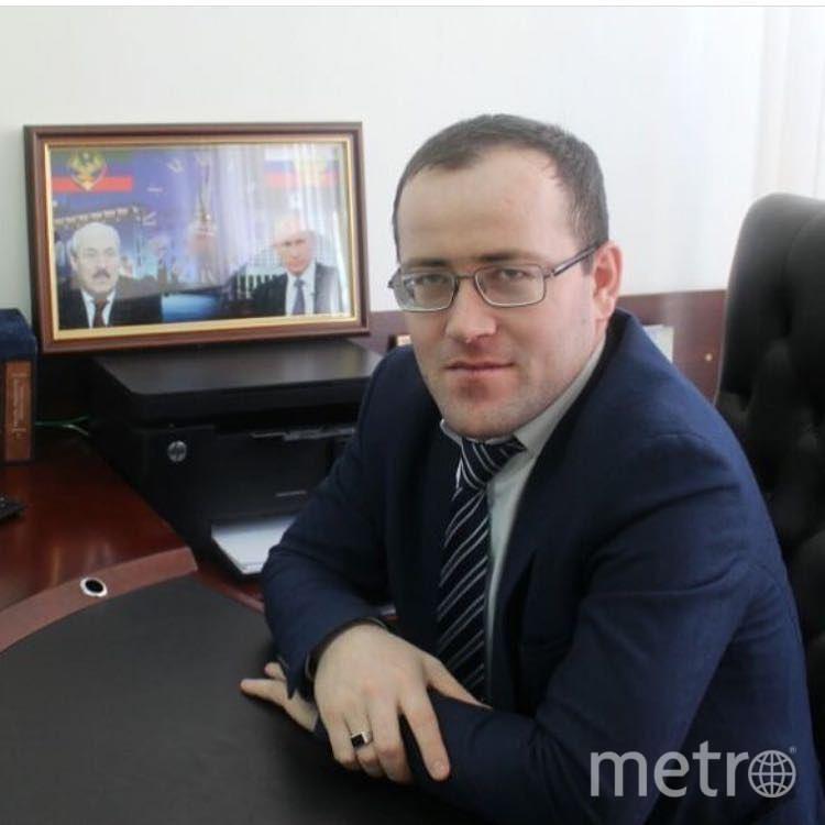 Гамид Магомедов. Фото Instagram/professor_05