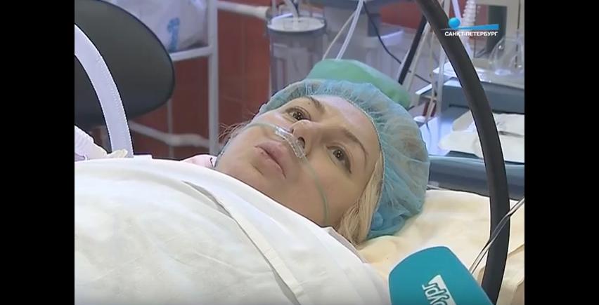 Елена Гончар. Фото скрин-шот Youtube