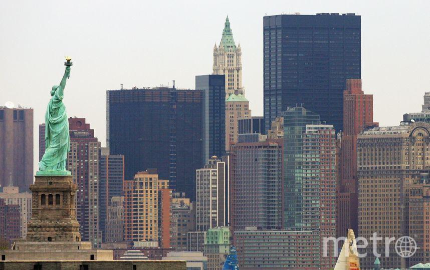 Статуя Свободы, Нью-Йорк. Фото Getty
