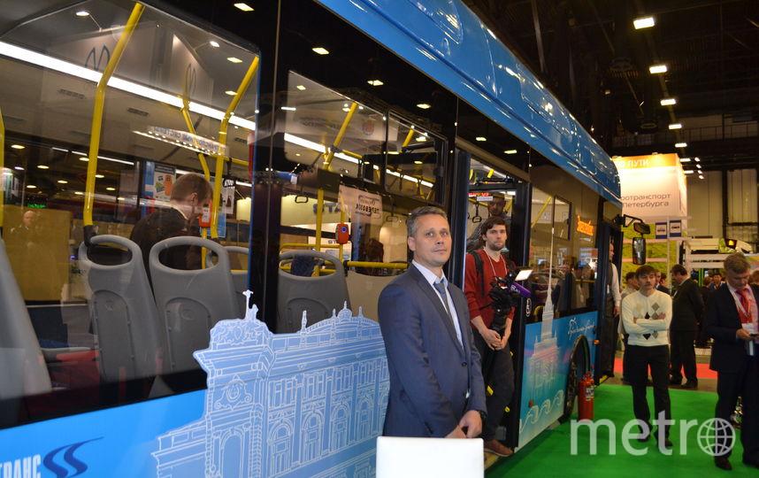В Петербурге стартовал форум пассажирского транспорта. Фото все - Ольга Рябинина.