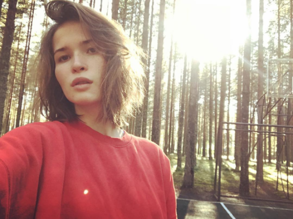 Скриншот instagram.com/lukerya/?hl=ru.
