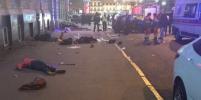 Смертельное ДТП в Харькове: перевернувшаяся иномарка вылетела на прохожих