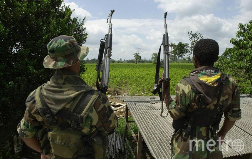 FARC. Фото Getty