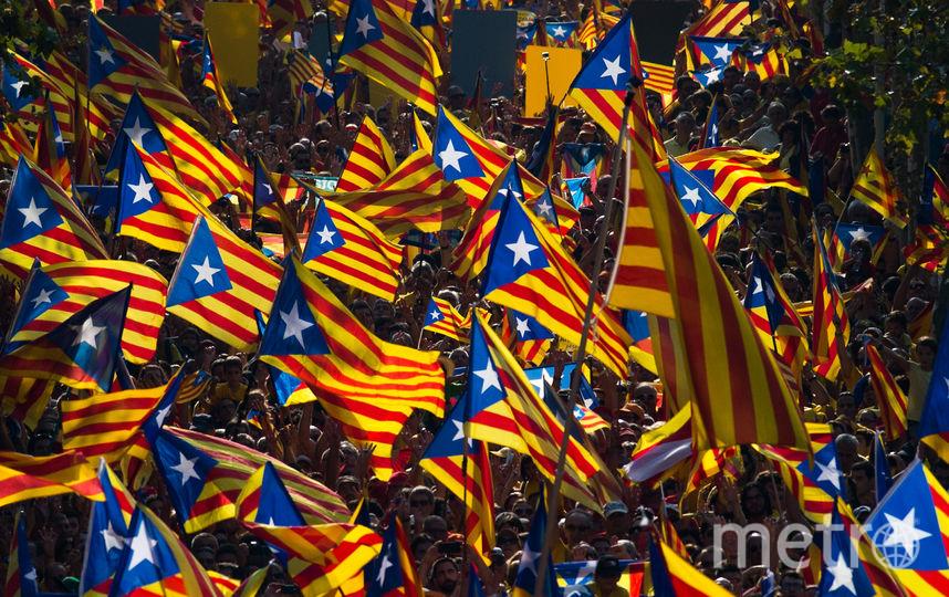 Каталония. Фото Getty