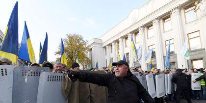 Киев застыл в предвкушении нового Майдана: Может пролиться кровь