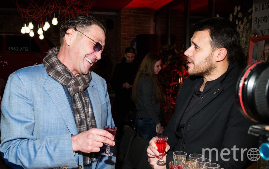 Григорий Лепс и Эмин. Фото Предоставлено организаторами мероприятия.