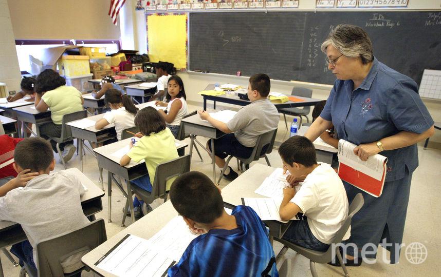 Американская школа. Фото Getty