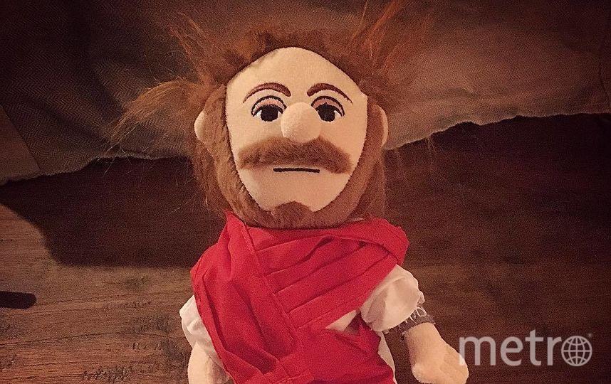 Куклы в виде Толстого, Фрейда и других гениев завоевывают мир. Фото www.philosophersguild.com
