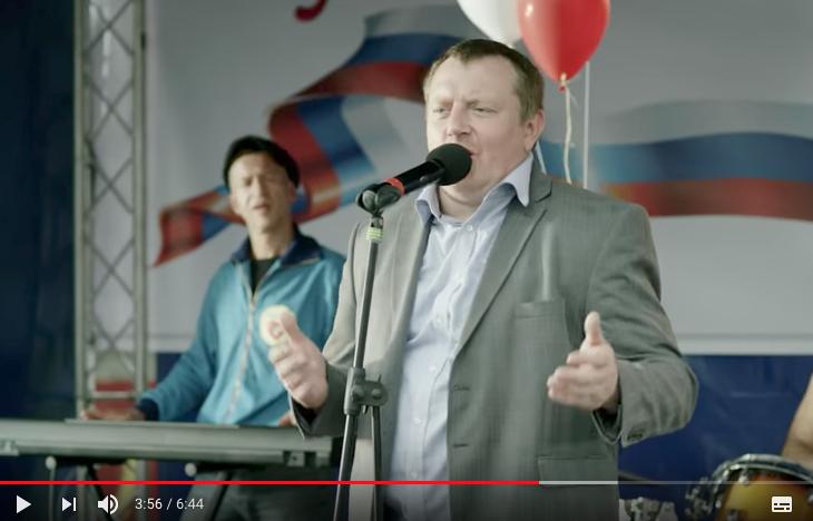 """Кадры из клипа """"Кандидат"""". Фото скриншот https://www.youtube.com/watch?v=Q1J5lUKnD4I"""