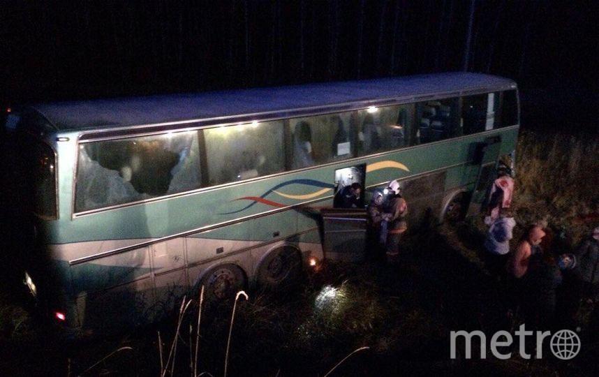 ДТП в Татарстане: стало известно о 12 пострадавших. Фото Предоставлены: kazanfirst.ru