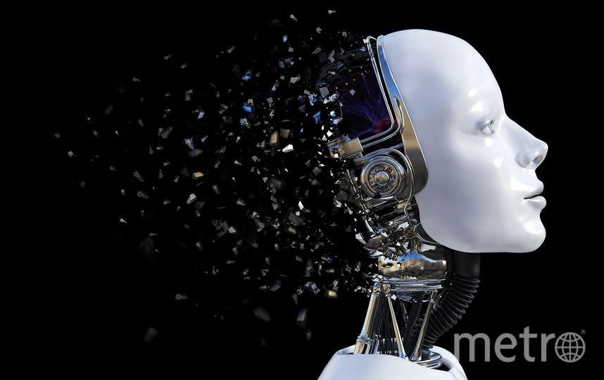 Искусственный интеллект. Фото ISTOCK