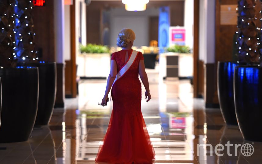 """""""Мисс Пожилая Америка"""". Фото AFP"""