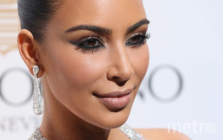 Ким Кардашьян - фотоархив. Фото Getty