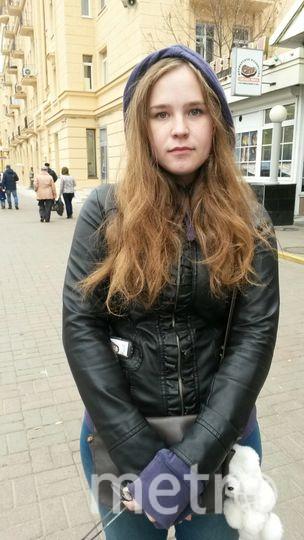 """Валерия Королёва, cтудентка. Фото """"Metro"""""""