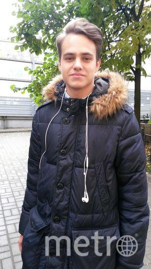 """Дмитрий. Фото """"Metro"""""""