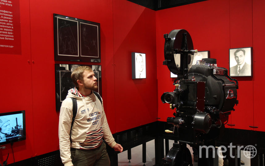 Государственный центральный музей кино. Фото Василий Кузьмичёнок