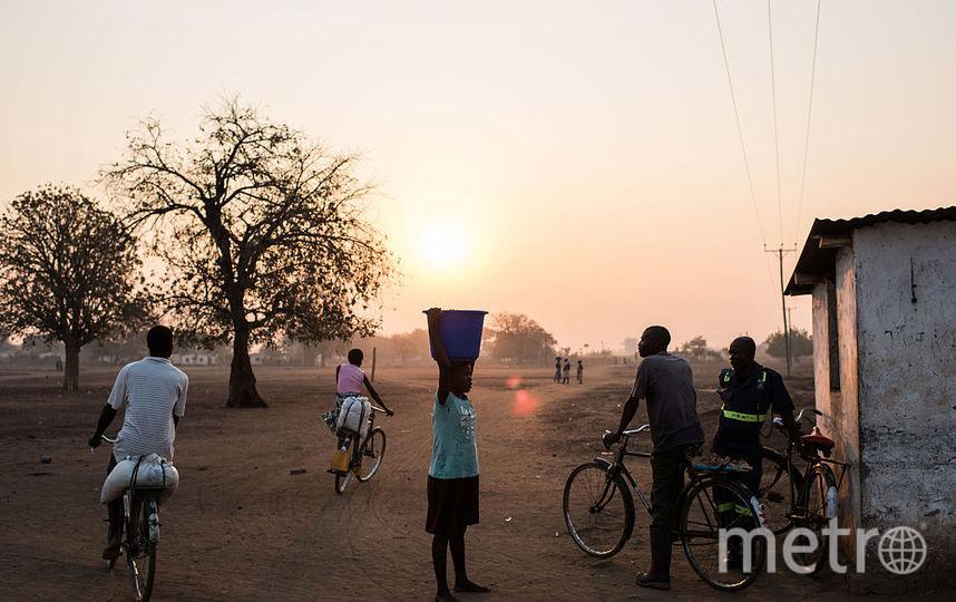 Девять человек погибли в результате охоты на вампиров в Малави. Фото Getty