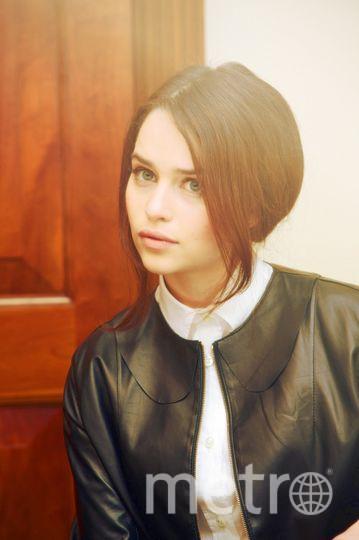 Эмилия Кларк. Фото kinopoisk.ru