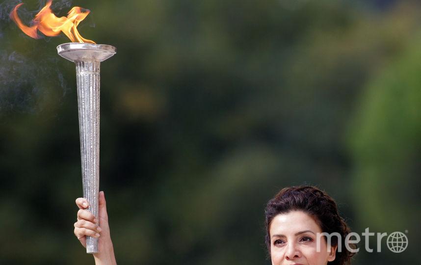 Олимпиада-2018: вГреции отрепетировали церемонию зажжения огня
