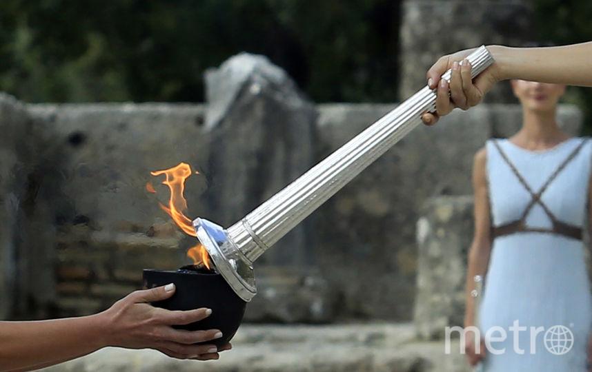 Как вдревности: завтра вГреции загорится олимпийский огонь