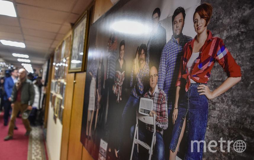"""Нападение произошло в стенах радиостанции """"Эхо Москвы"""". Фото AFP"""