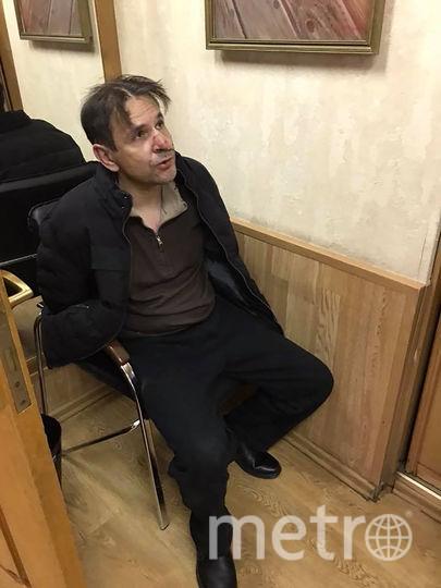 Нападавший – иностранный гражданин Борис Гриц. Фото AFP
