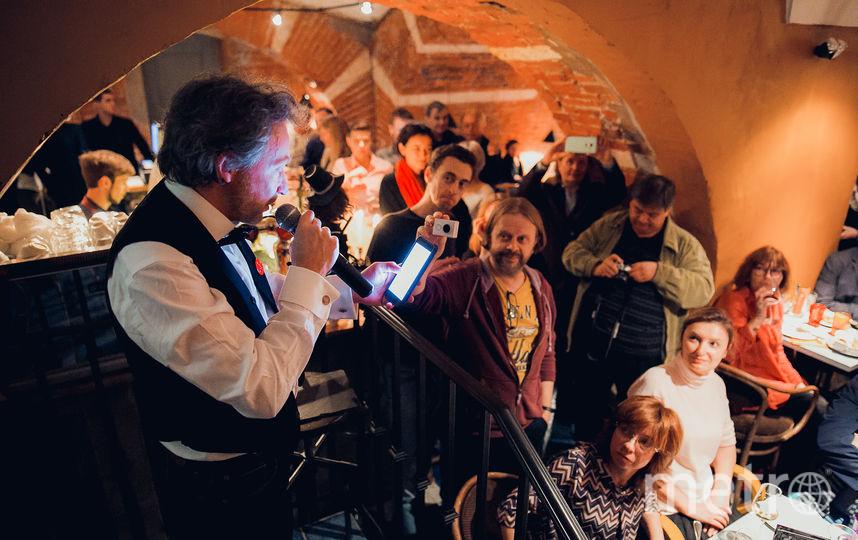 Гости открытия заведения. Фото Предоставлено организаторами мероприятия.