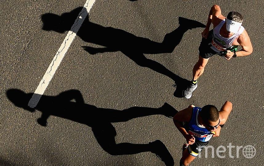 Марафон. Фото Getty