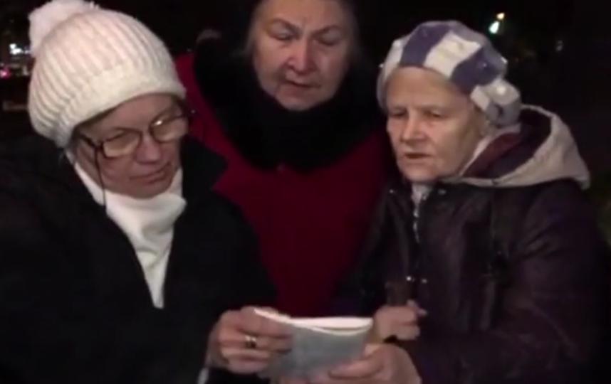 """У Мариинского театра перед премьерой """"Матильды"""" прошло молитвенное стояние."""