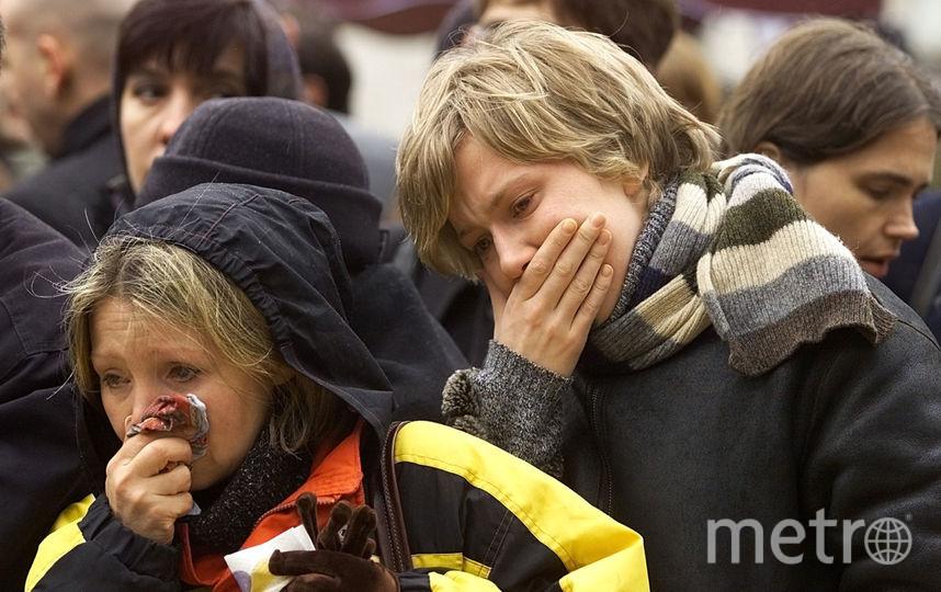 Пострадавшие в теракте на Дубровке до сих пор обращаются за медпомощью. Фото Getty