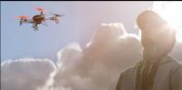 Ространснадзор: беспилотники летают над Петербургом незаконно