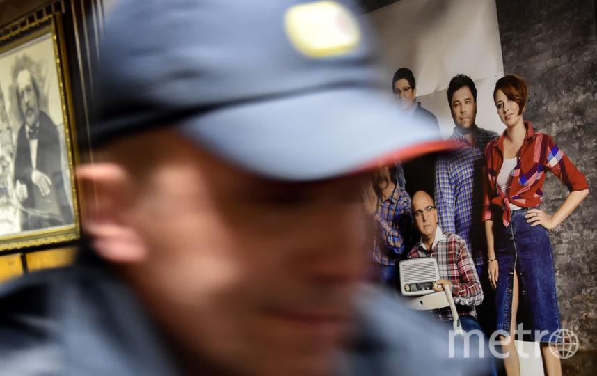 Нападение произошло в разгар рабочего дня. Фото AFP