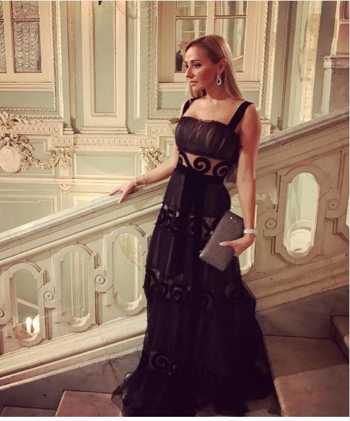 Звезды на Tatler-2017. Татьяна Навка. Фото Instagram