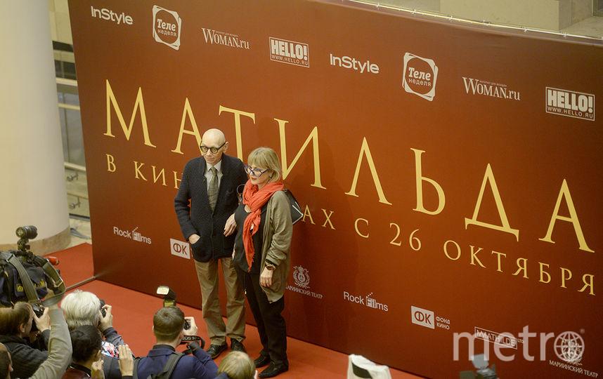 """Премьера """"Матильды"""" в Петербурге. Фото """"Metro"""""""