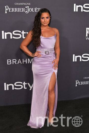 InStyle Awards. деми Ловато. Фото Getty