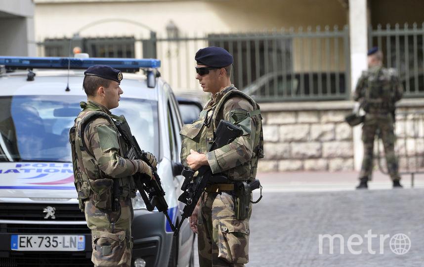 Французская полиция. Фото Getty