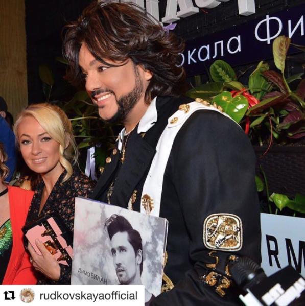 Скриншот instagram.com/fkirkorov/?hl=ru.