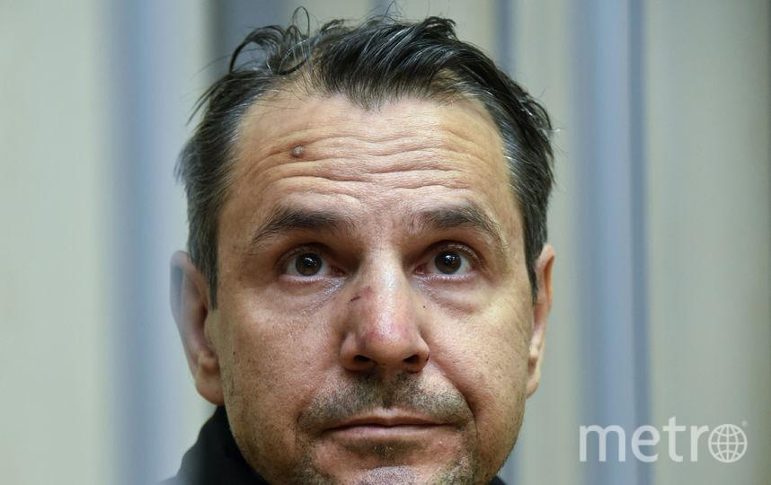 """Обвиняемый в покушении на ведущую """"Эха Москвы"""". Фото AFP"""