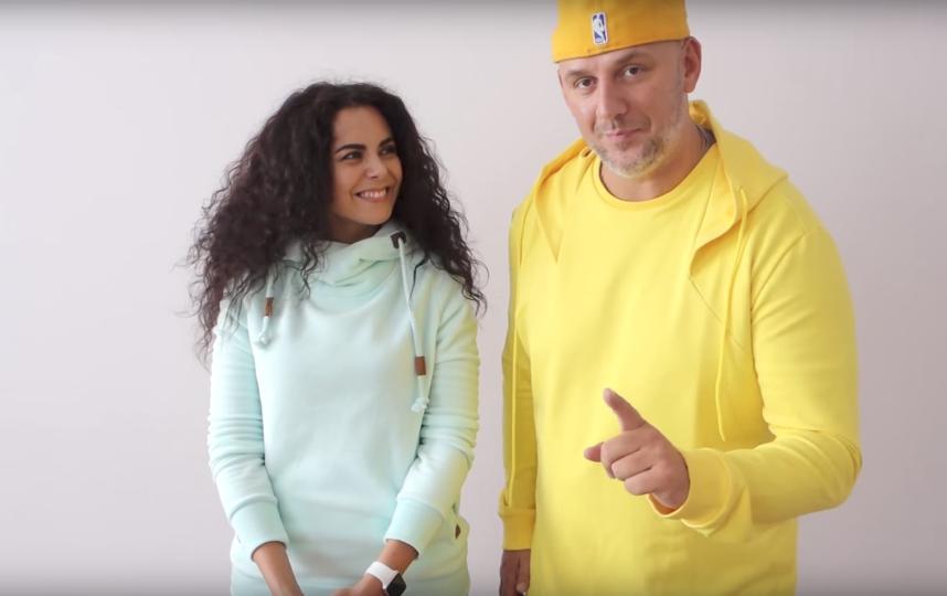 Потап и Настя. Фото скриншот из видео Потапа и Насти, Скриншот Youtube
