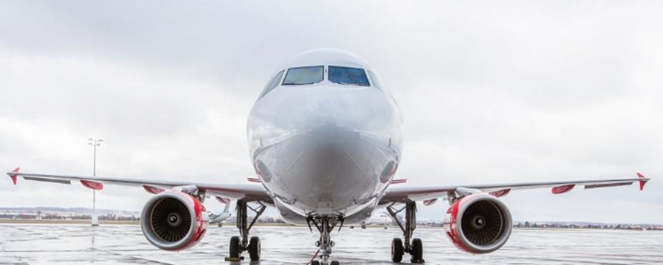 В Китае стюардесса выпала из самолета. Фото Getty