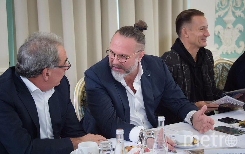 Художественные руководители театров на встрече с мэром. Фото mos.ru.