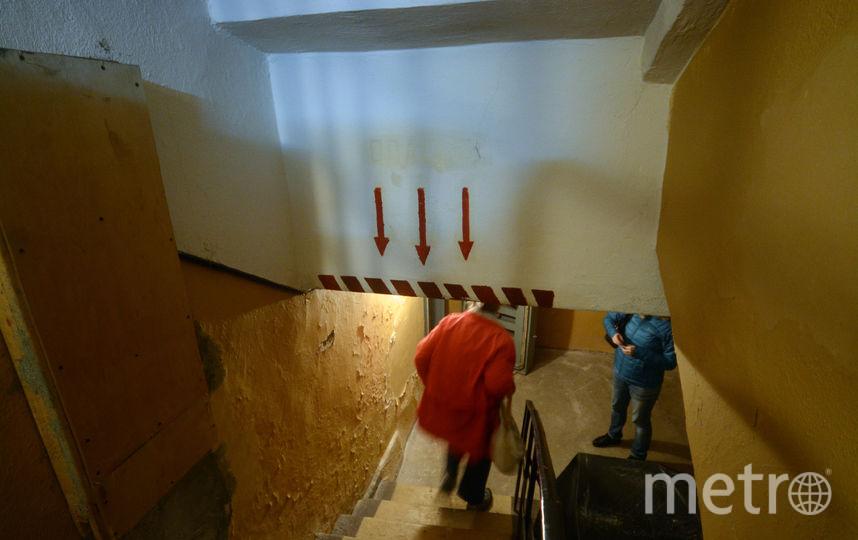 С виду – обычный подвал, на деле – укрытие с усиленными стенами, которое защитит от любой угрозы. Фото Елена Пальм., Интерпресс