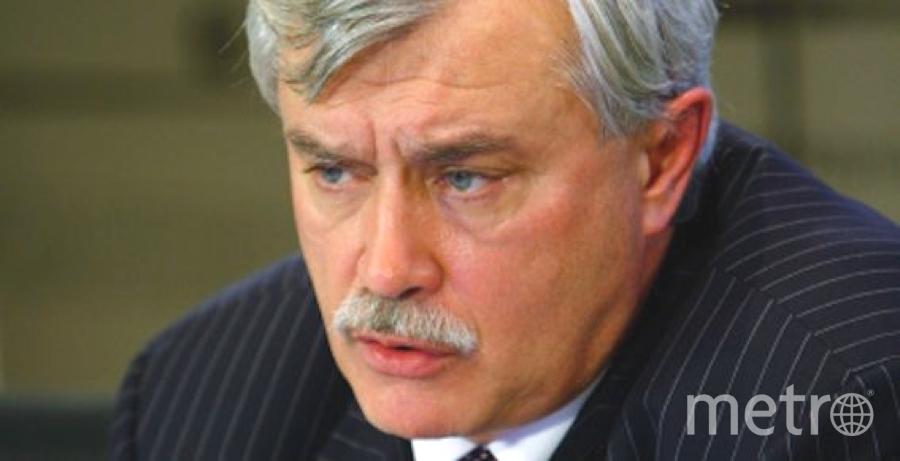 Георгий Полтавченко. Фото Getty
