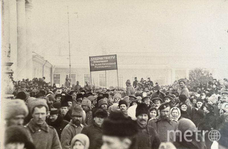 Взглянуть на революционные события глазами очевидцев. Фото предоставлено музеем артиллерии