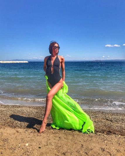 Телеведущая и певица Ольга Бузова. Фото Instagram Ольги Бузовой