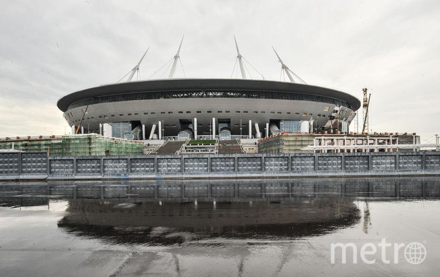 """На расстоянии двух км от стадиона могут запретить продажу алкоголя. Фото """"Metro"""""""