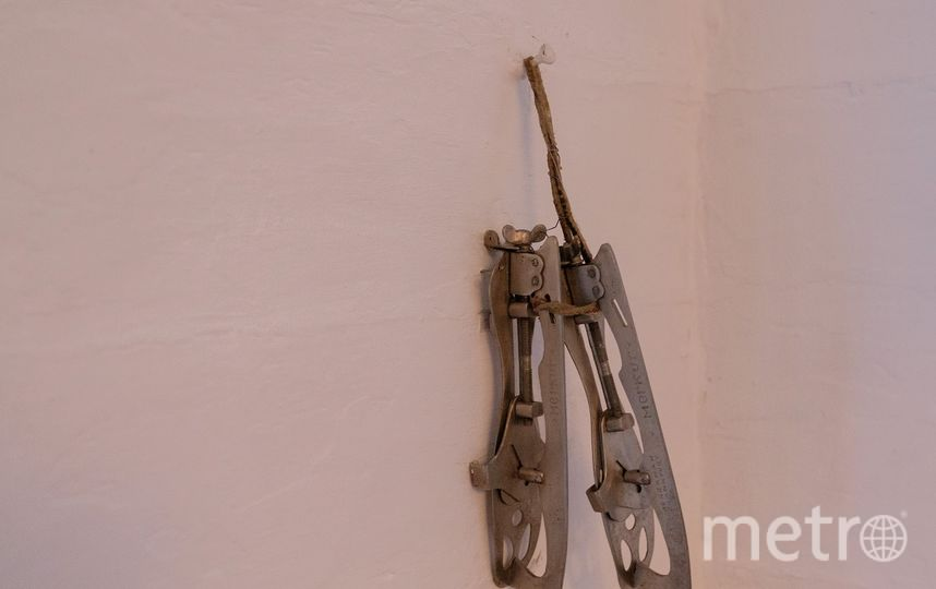 "В Шушенском. Ленин ввёл моду на коньки. Фото Алена Бобрович, ""Metro"""