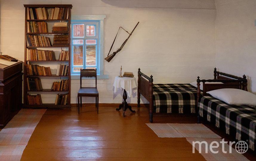 """Комната молодожёнов. Здесь Ульяновы прожили два года. Фото Алена Бобрович, """"Metro"""""""