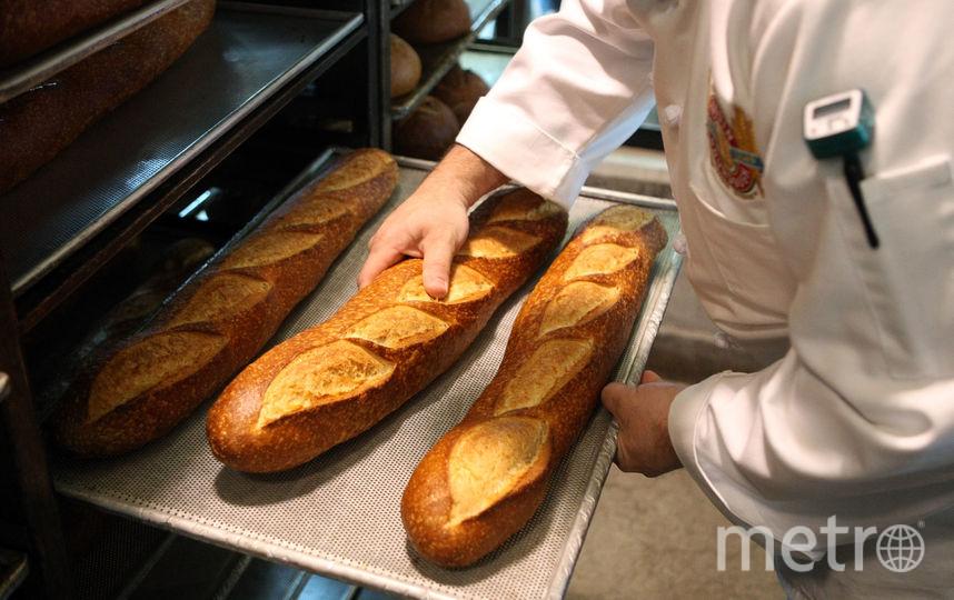 Макаров опроверг дефицит хлеба в Петербурге. Фото Getty