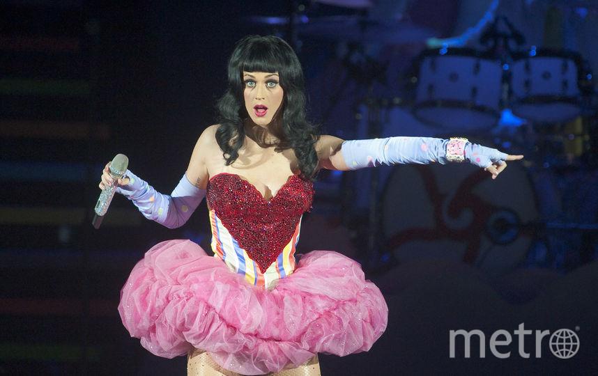Кэти Перри 33: Фото самых ярких образов певицы. Фото Getty